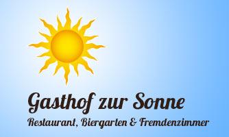 Gasthof Zur Sonne Westhausen Restaurant Biergarten Und Fremdenzimmer